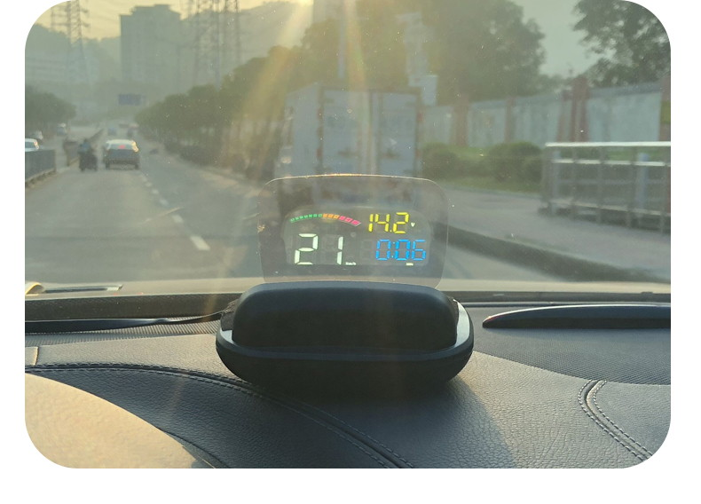 buy c800 car hud head up display