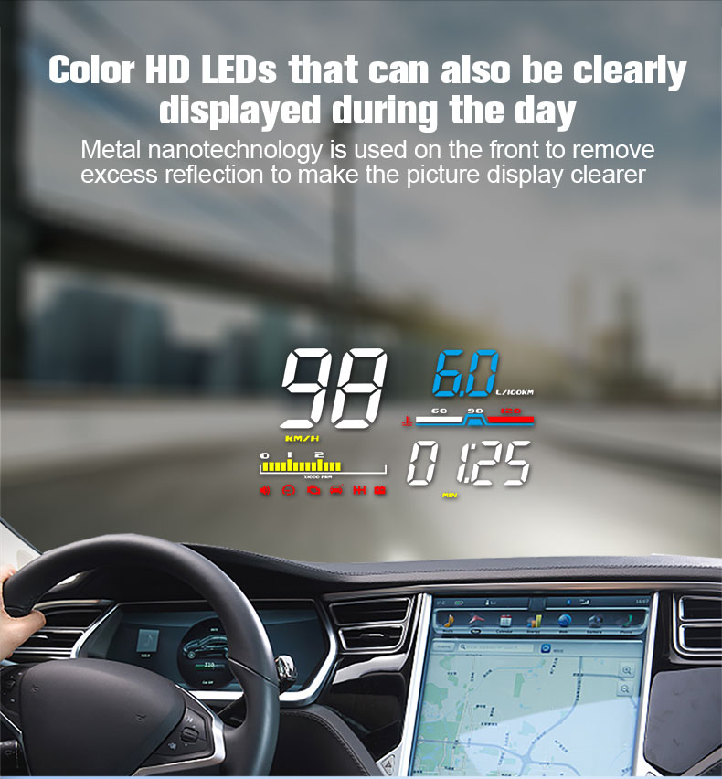 buy car hud head up display