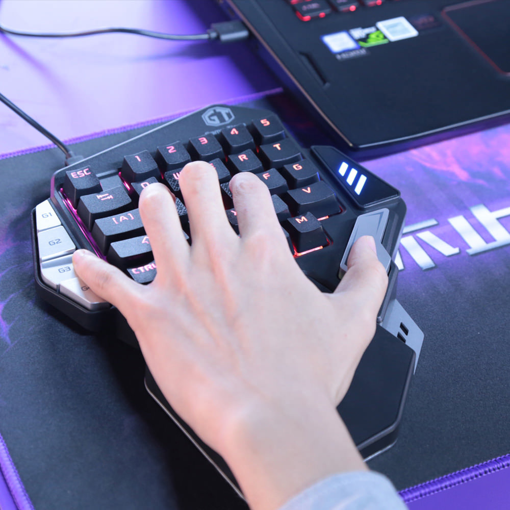 delux t9x gaming keyboard price