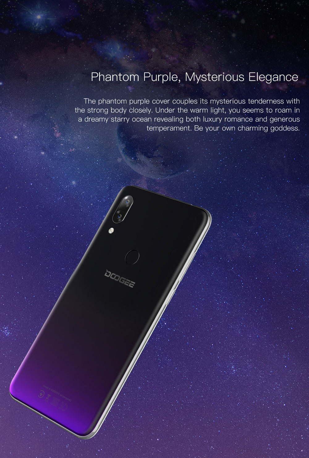 new doogee n10 smartphone