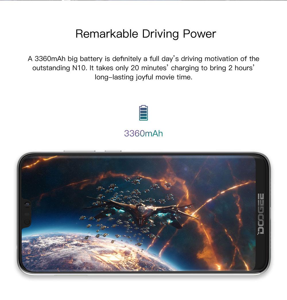 doogee n10 smartphone online