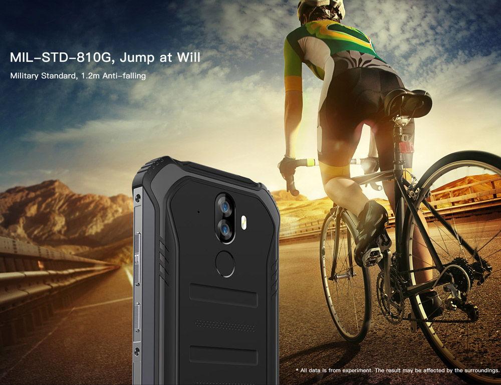 new doogee s40 smartphone