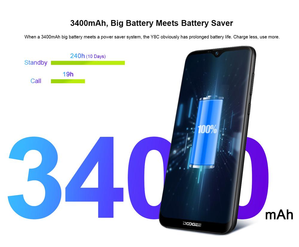 buy doogee y8c smartphone