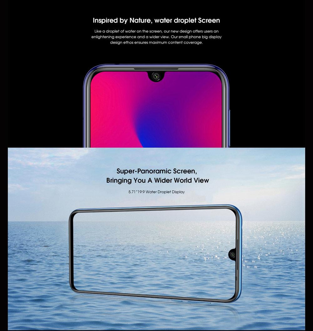 elephone a6 mini 4g smartphone 4gb/64gb