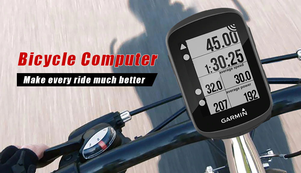 garmin edge 130 bicycle computer