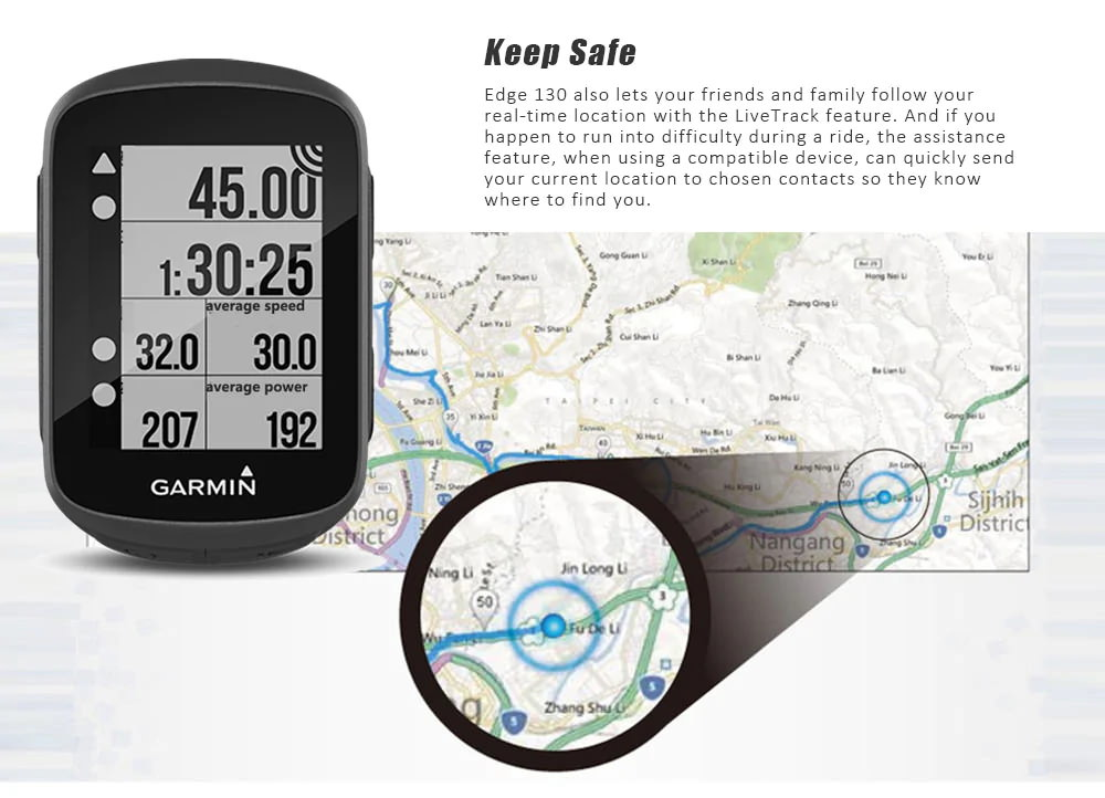 garmin edge 130 for sale