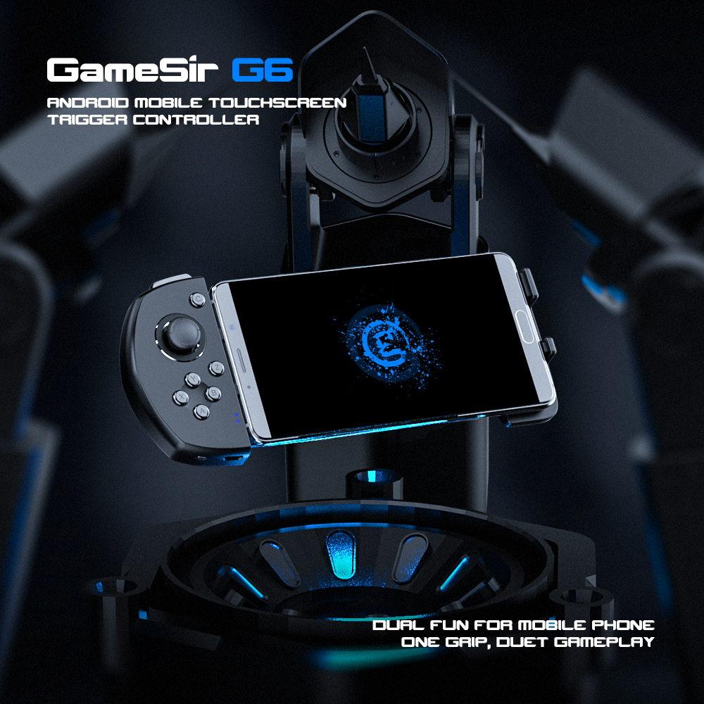gamesir g6 wireless stretch controller