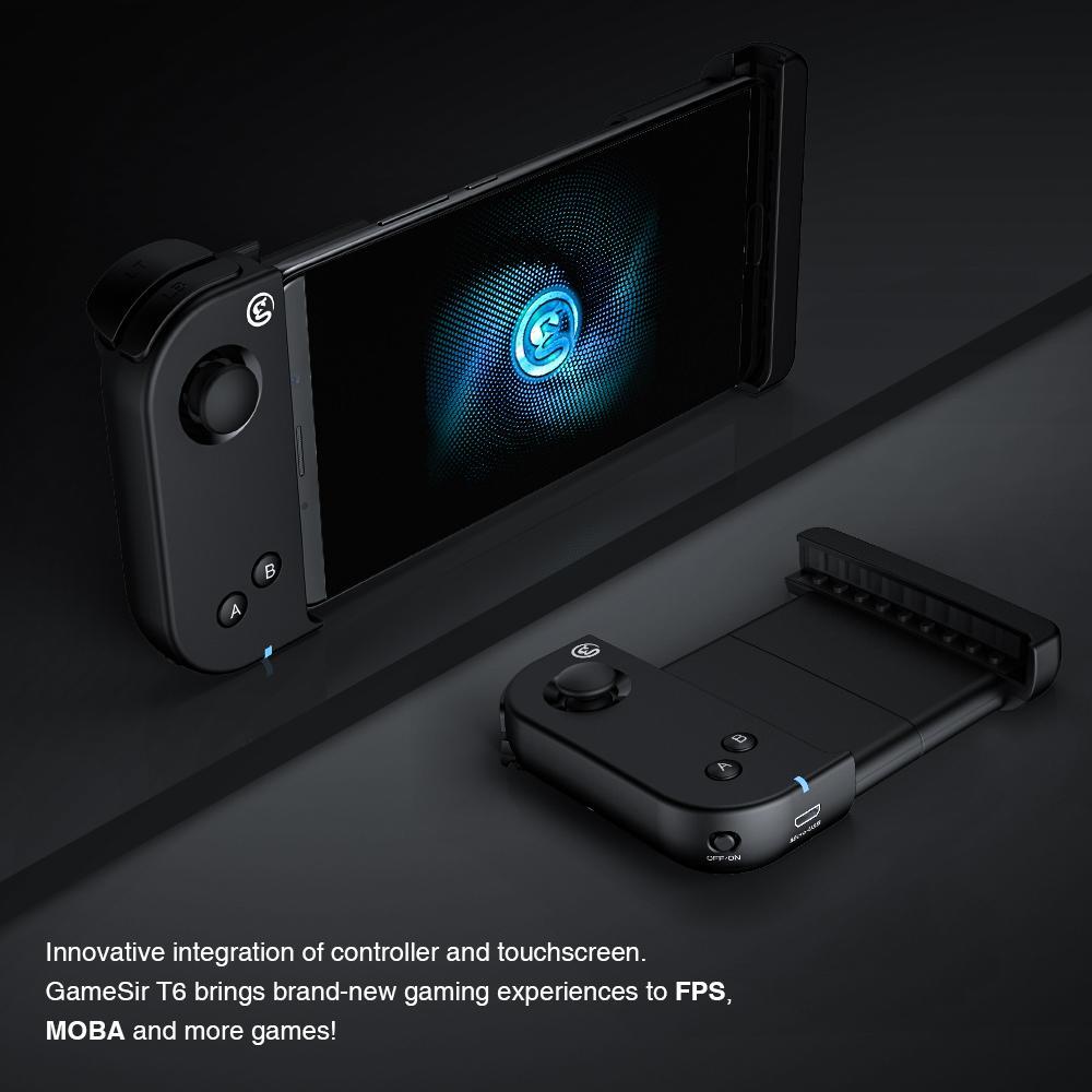 gamesir t6 wireless stretch controller