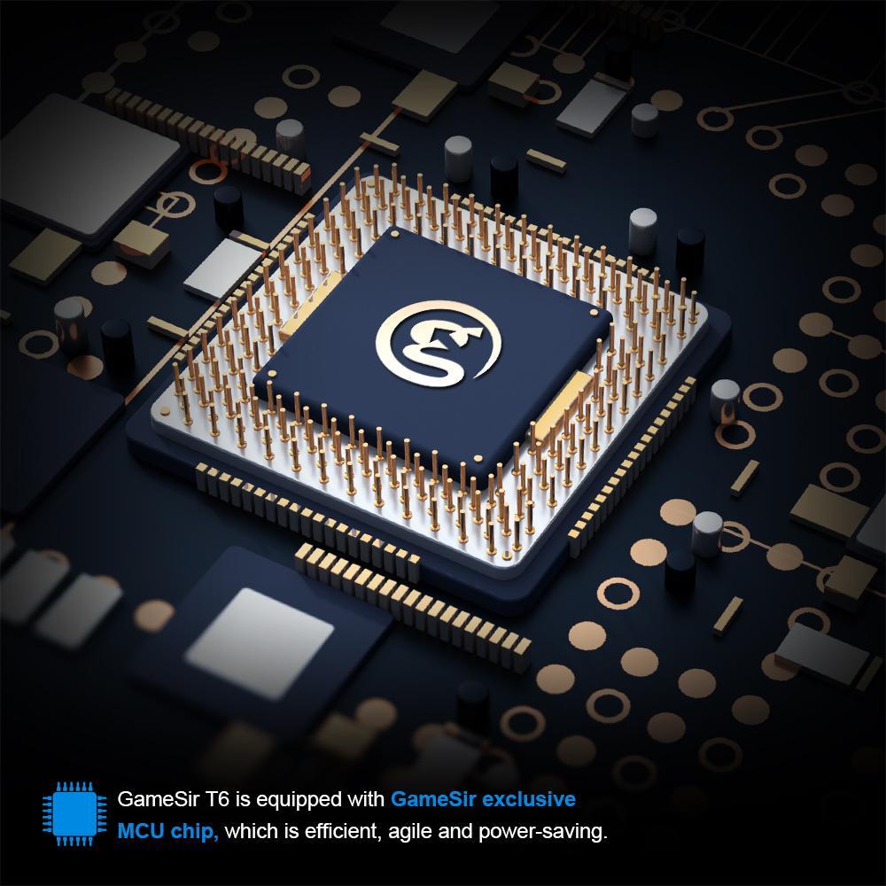 gamesir t6 wireless game controller