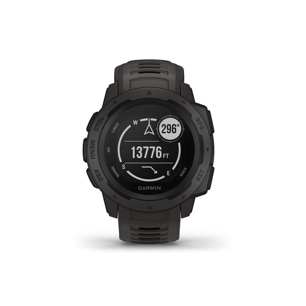 garmin instinct smartwatch