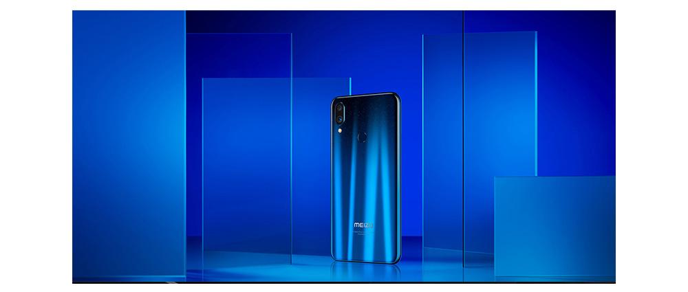 meizu note 9 smartphone 4gb/128gb