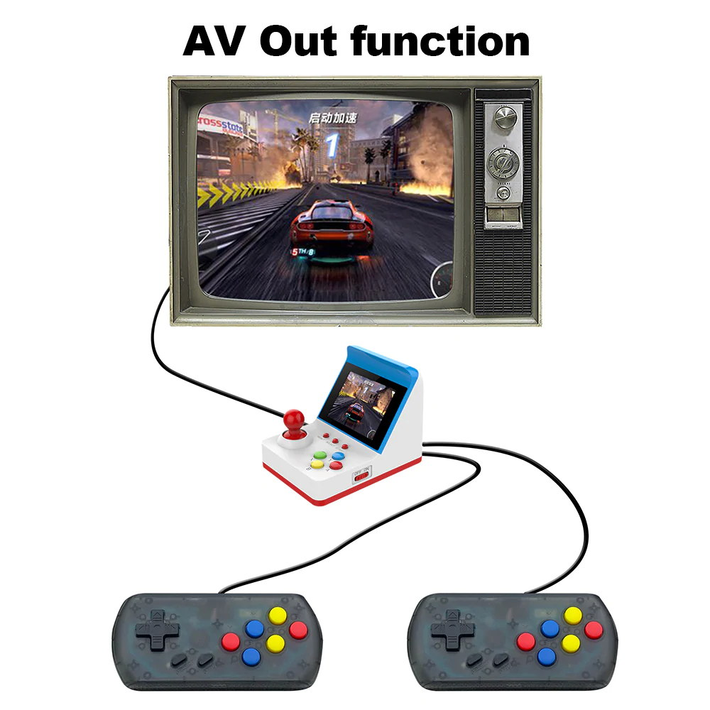 new handheld video game console