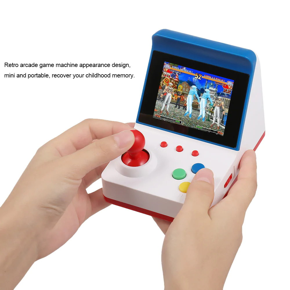 handheld video game console online