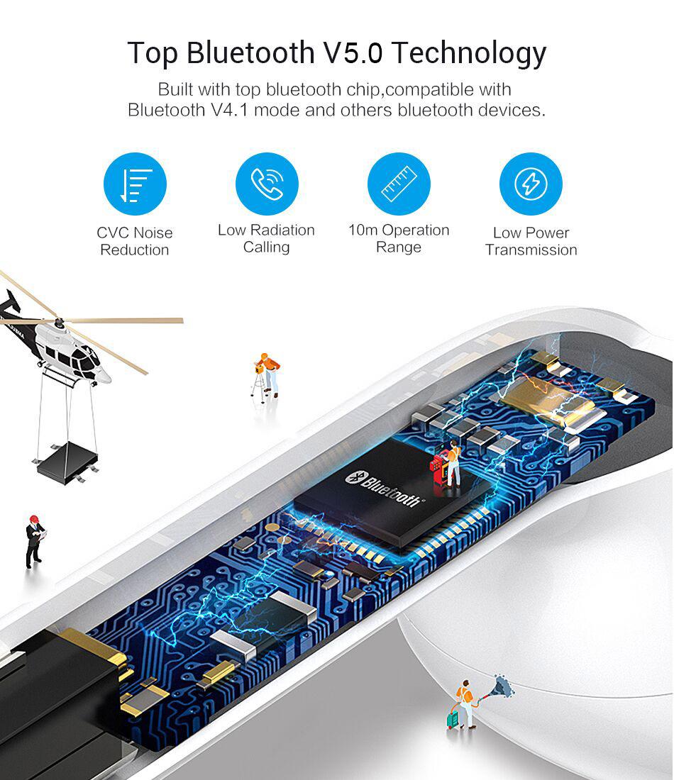 buy i9s tws bluetooth earphones