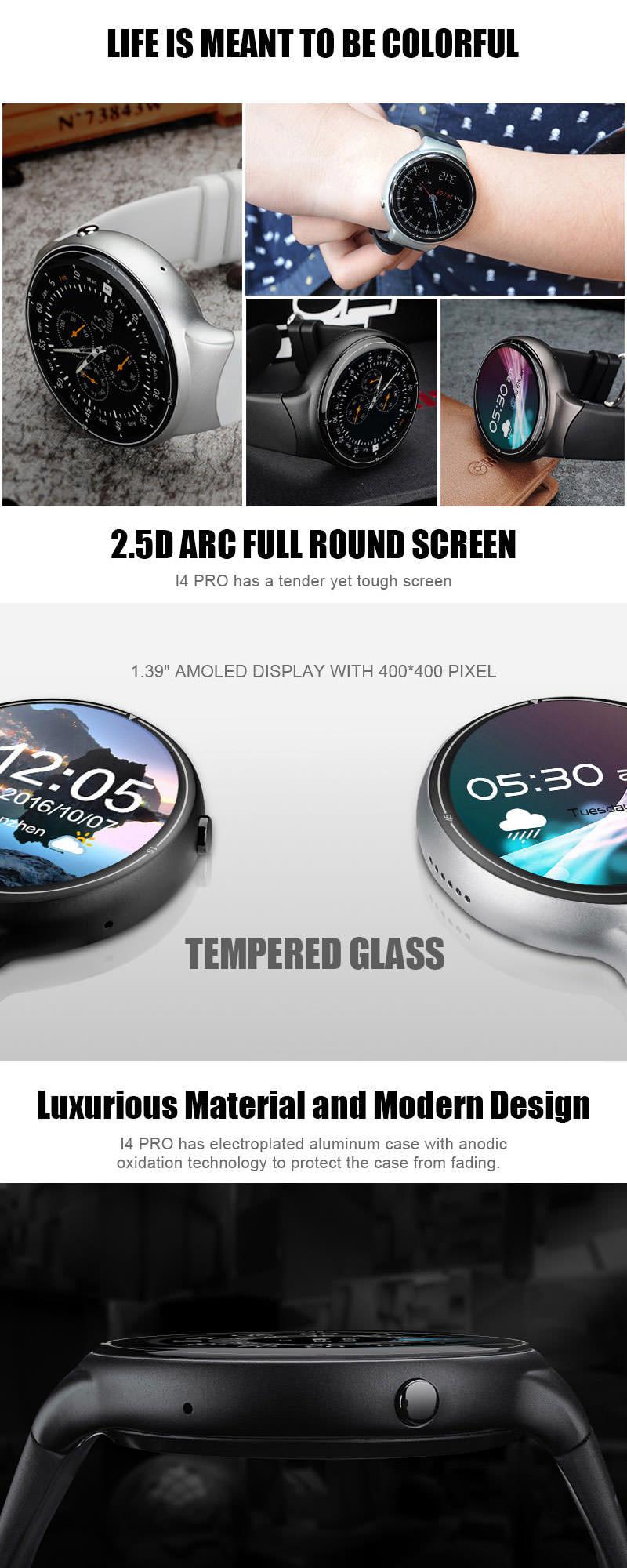 iqi i4 pro smartwatch phone