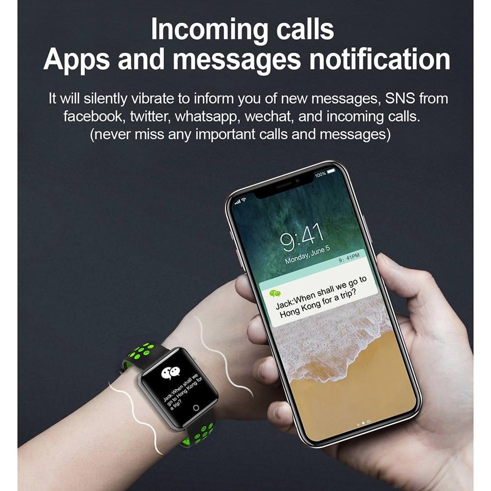 2019 iqi q18 smartwatch