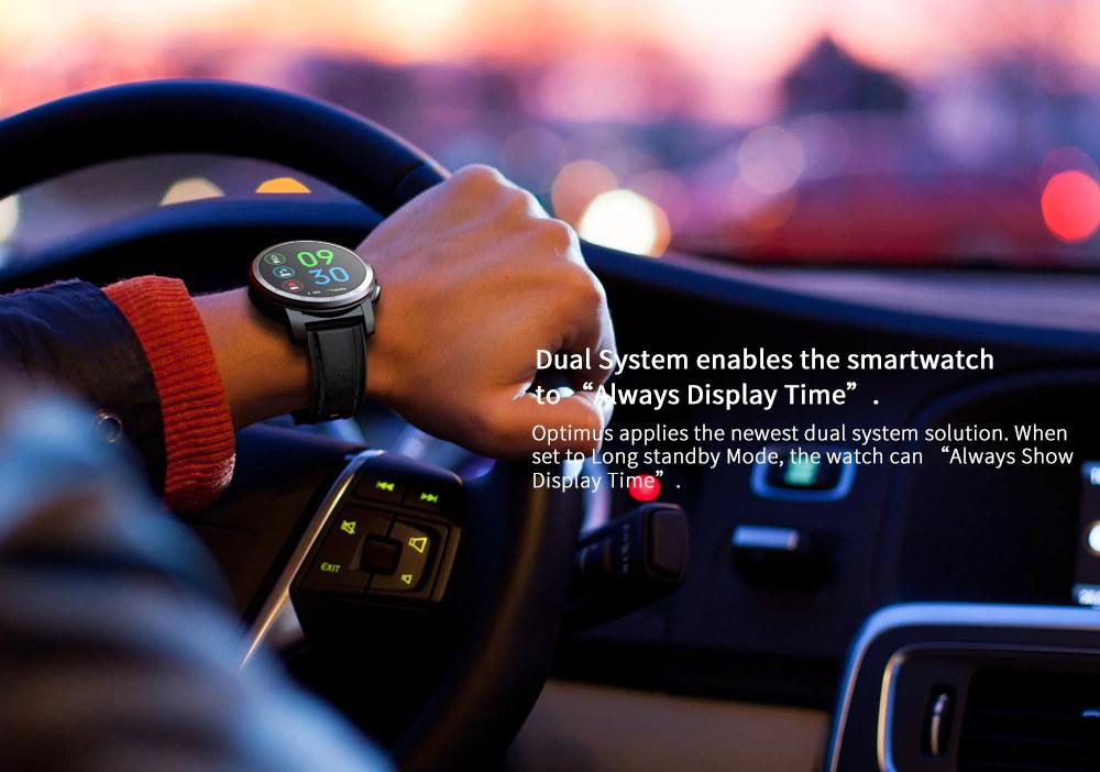 2019 kospet optimus pro 4g smartwatch