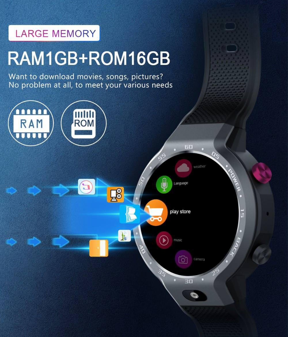 lemfo lem9 4g smartwatch phone