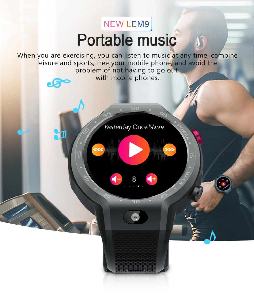 2019 lemfo lem9 smartwatch