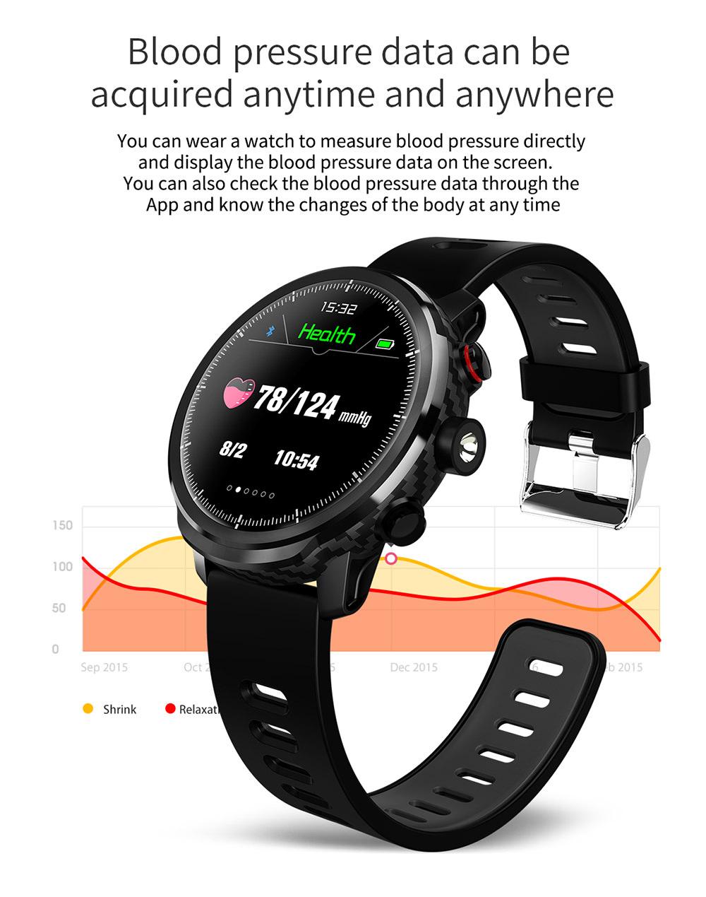 microwear l5 waterproof watch