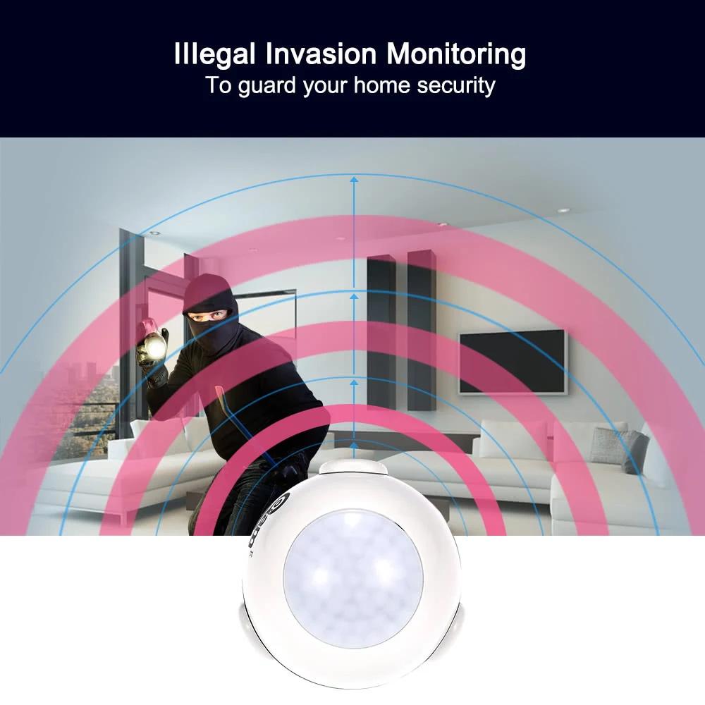 nas-pd01z pir motion sensor
