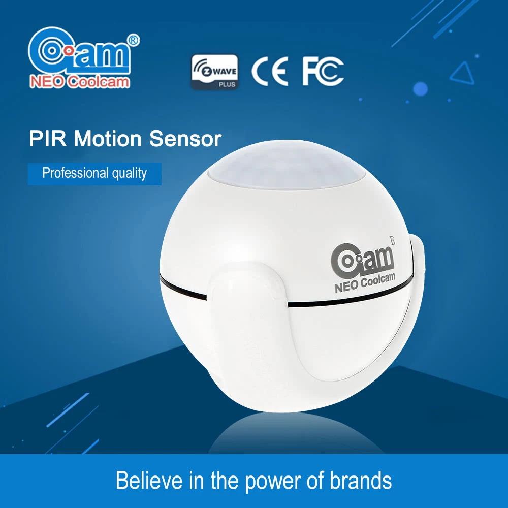 NEO Coolcam NAS-PD01Z Z-wave sensor de movimiento - guardia la seguridad de su hogar NEO-Coolcam-NAS-PD01Z-Z-wave-PIR-Motion-Sensor-Detector-2