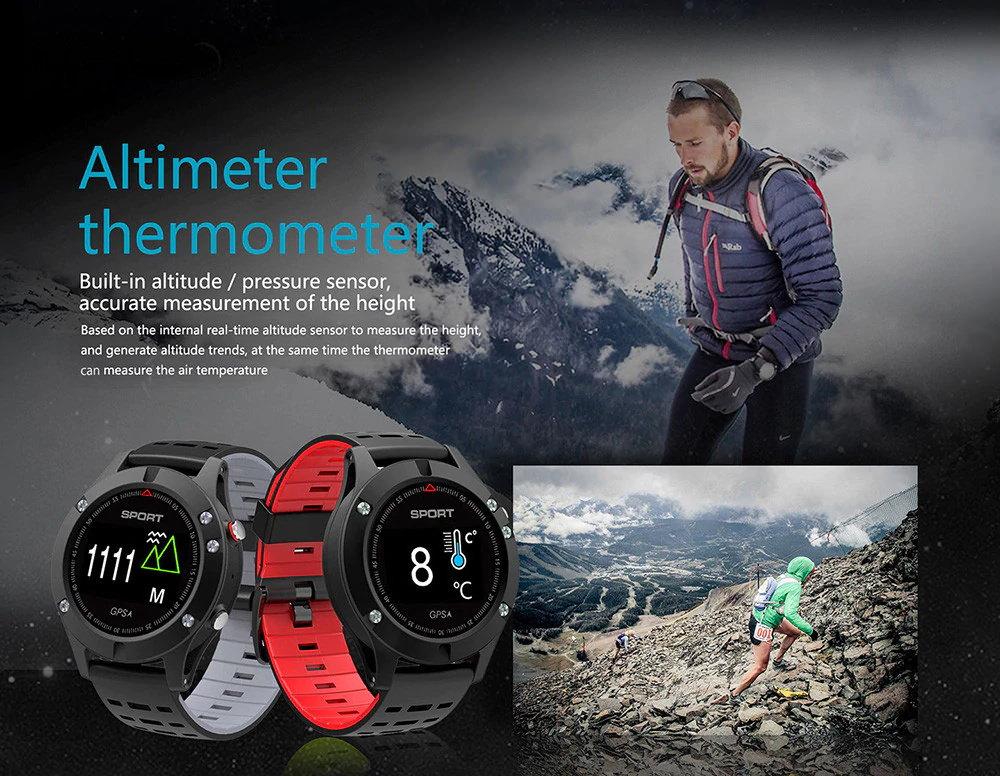 no.1 f5 sports smartwatch