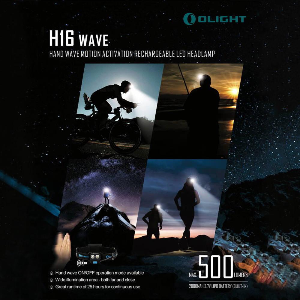 buy olight h16 wave headlamp