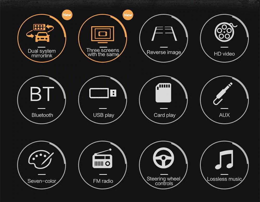 buy swm s6 car multimedia player