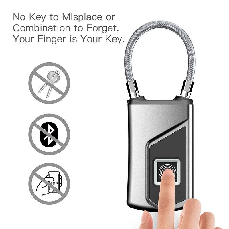 new smart fingerprint lock