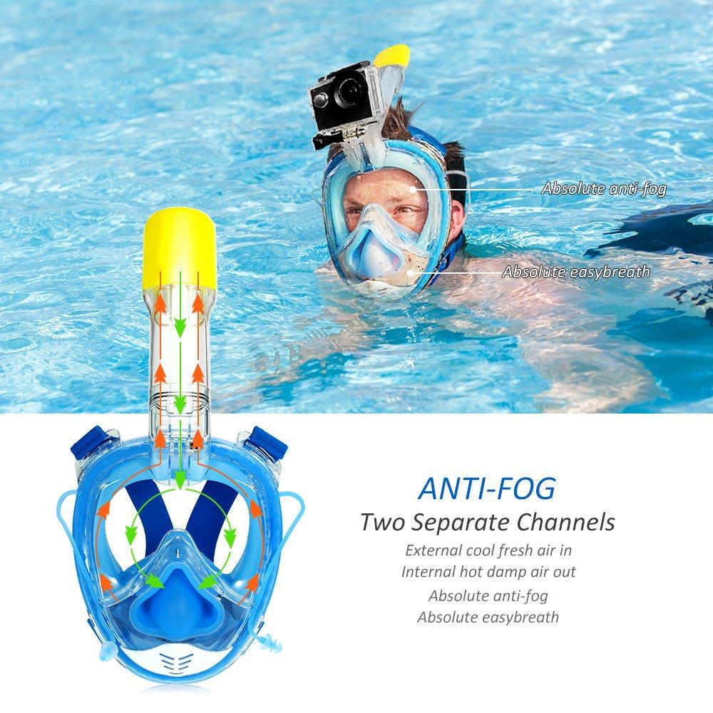 snorkeling mask price