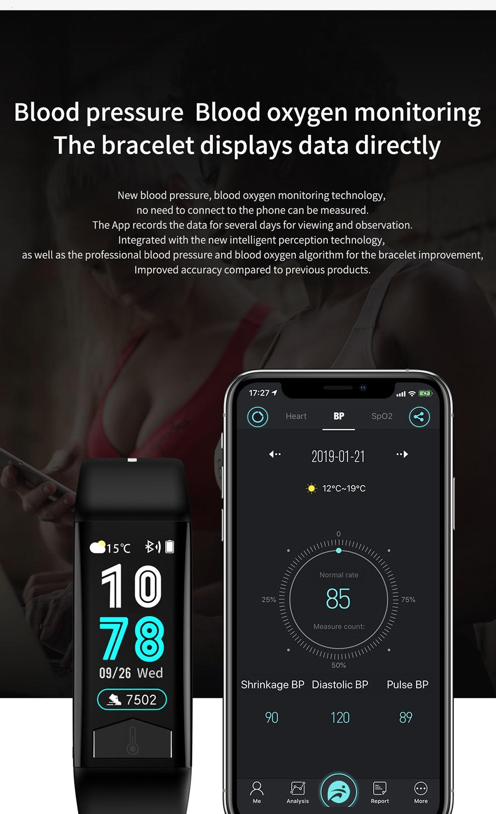 t02 smart band price