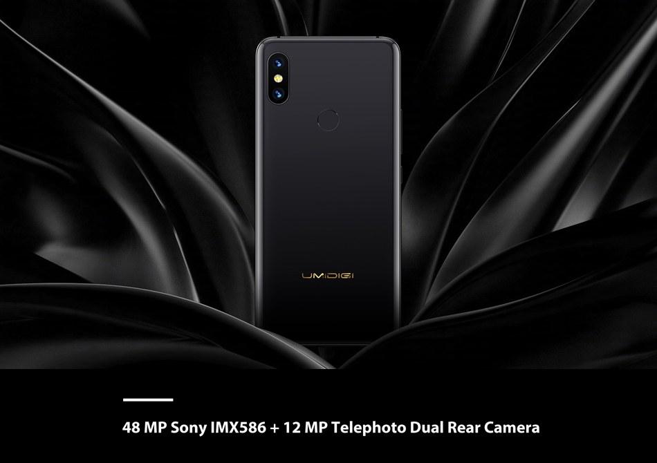 umidigi s3 pro 4g smartphone