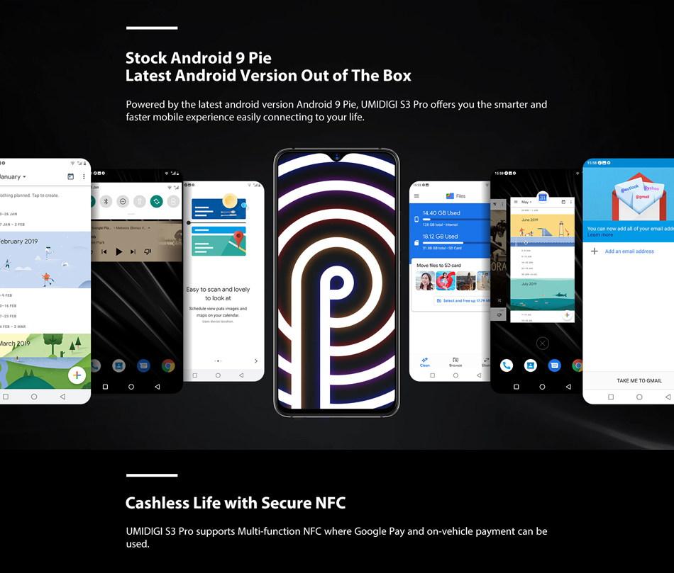 umidigi s3 pro smartphone price