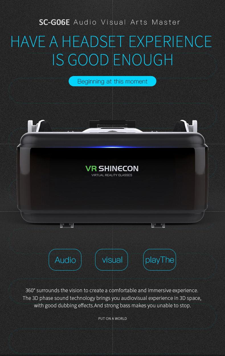 Auriculares VR Shinecon SC-G06E - maestro de artes audiovisuales VR-Shinecon-SC-G06E-Virtual-Reality-Headphone-3D-VR-Glasses-1
