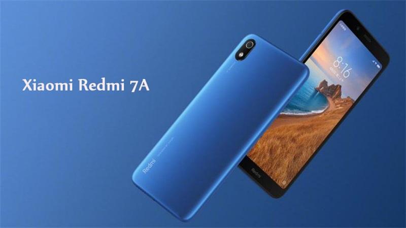 Xiaomi Redmi 7A - Snapdragon 439, pantalla de 5.45 pulgadas Xiaomi-Redmi-7A-4G-Smartphone-1