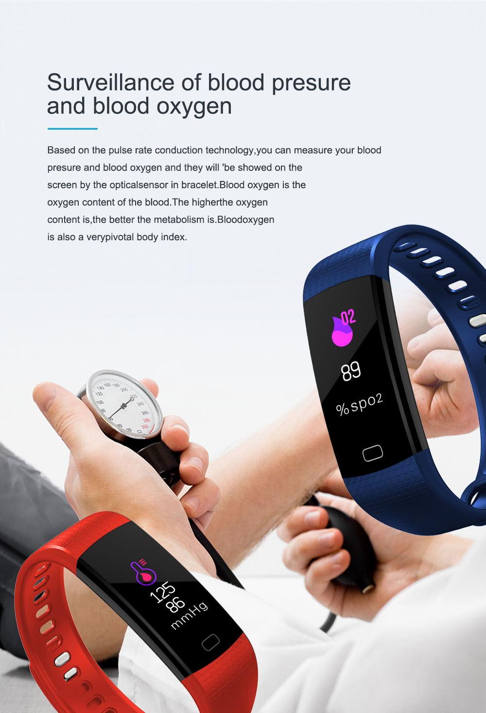 y5 smart wristband