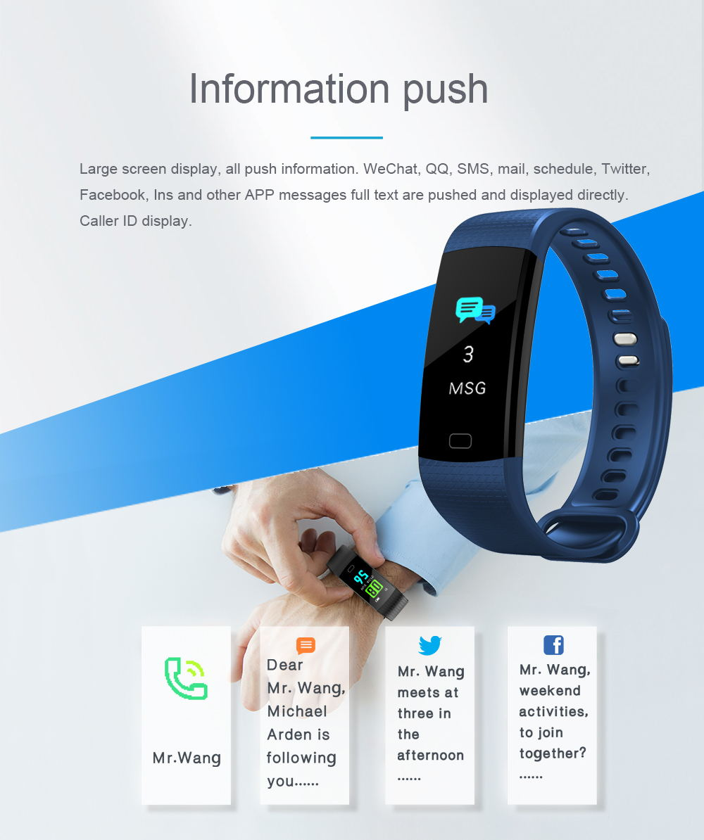 y5 smart wristband for sale