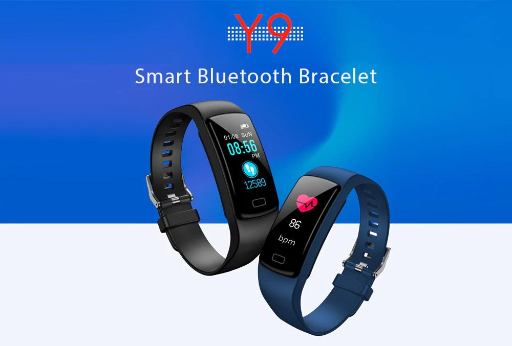 y9 smart wristband