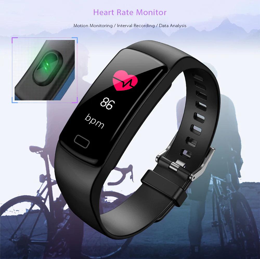 new y9 smart wristband