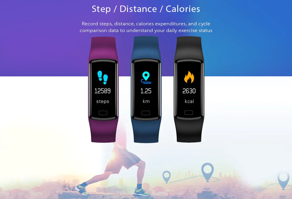 y9 smart bluetooth wristband