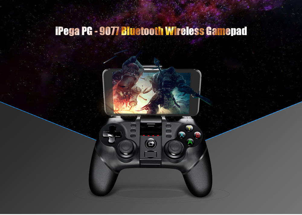 ipega pg-9077 wireless gamepad