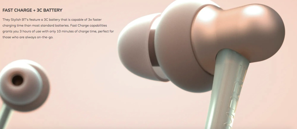 1more e1024bt in-ear headphone