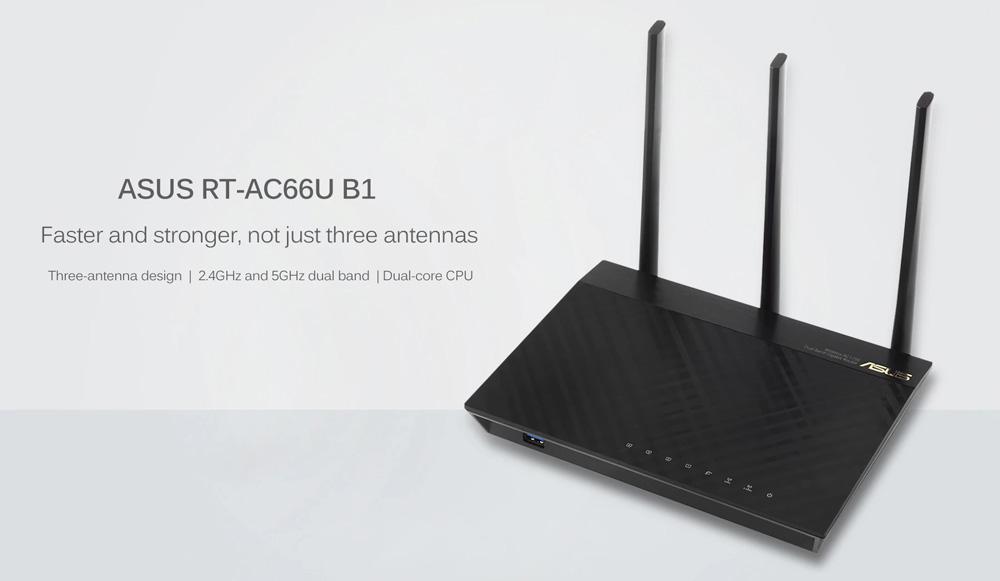 asus rt-ac66u b1 wireless router
