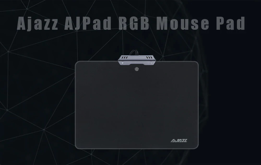 ajazz mp02 ajpad rgb mouse pad