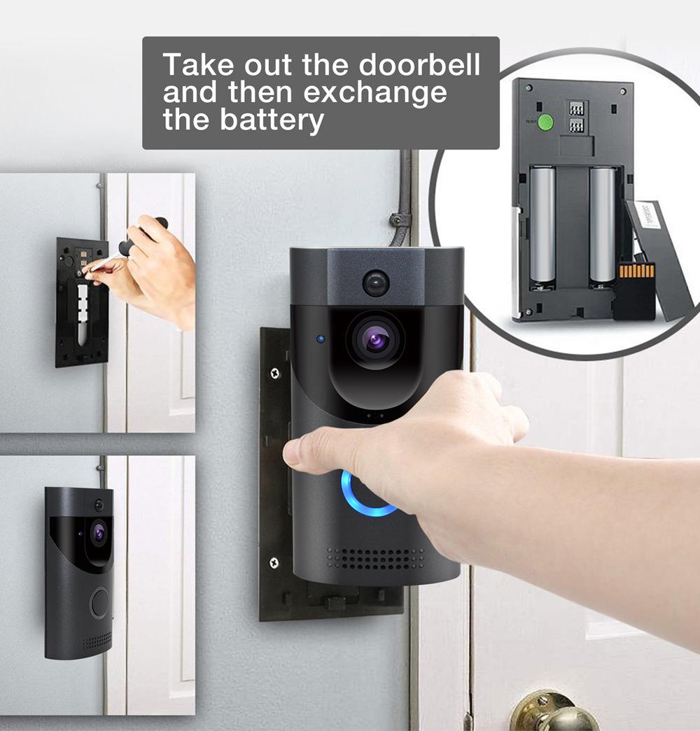 b30 video doorbell