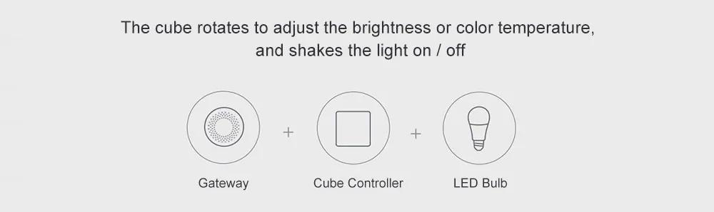 aqara znldp12lm smart bulb online