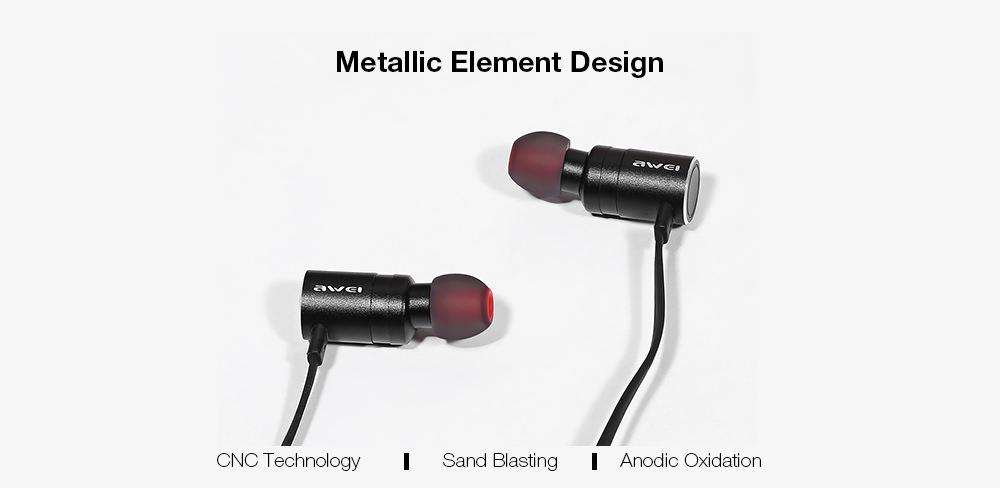 cheap awei ak8 earphones