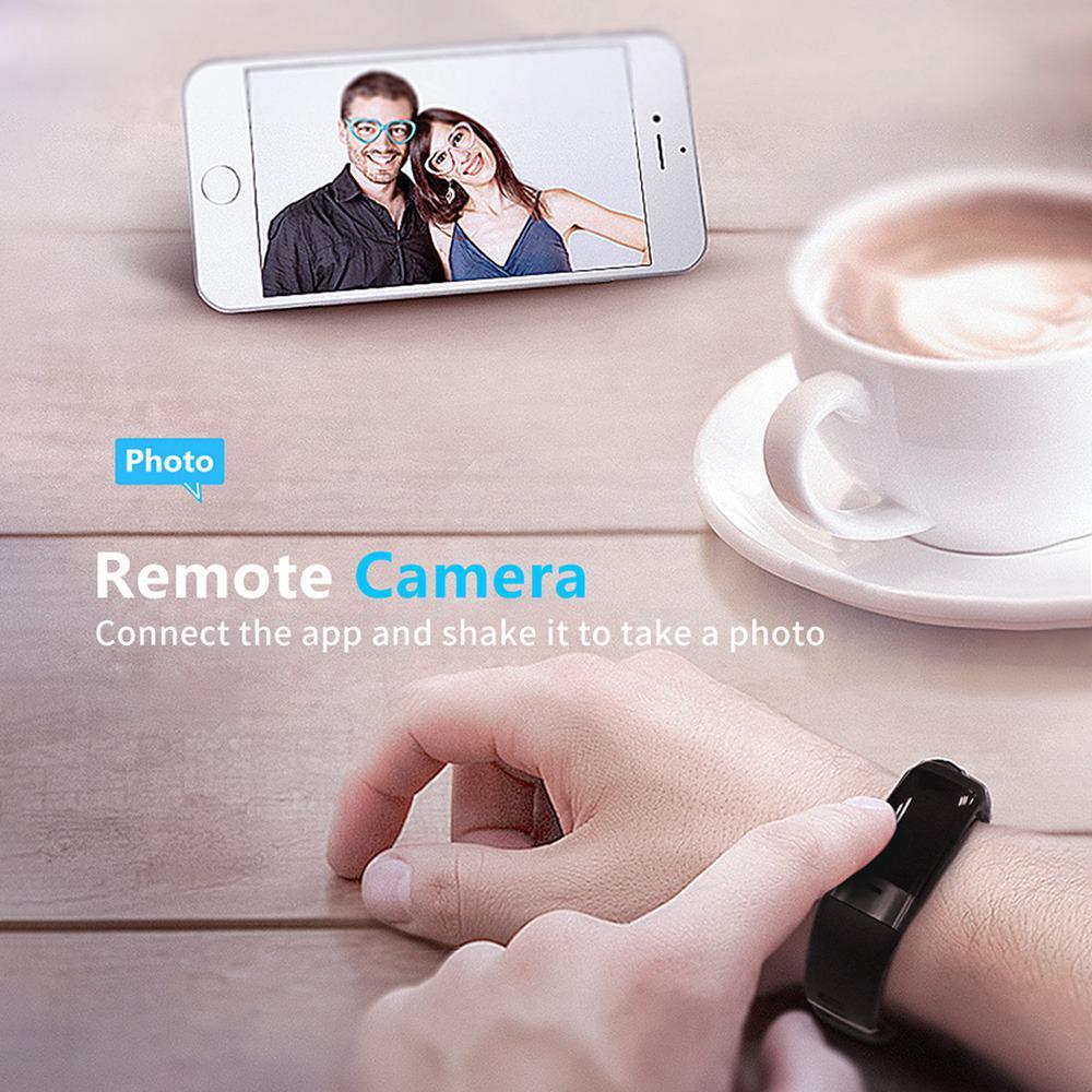new b33 smartband
