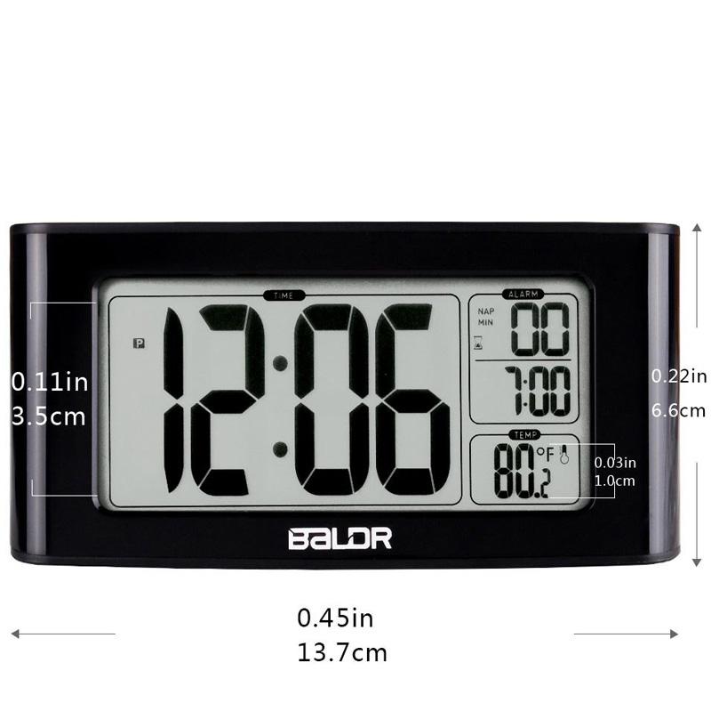 baldr nap alarm clock